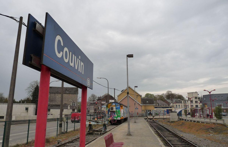 La mobilit chimay road trip dans les transports en for Exterieur quai gare de l est