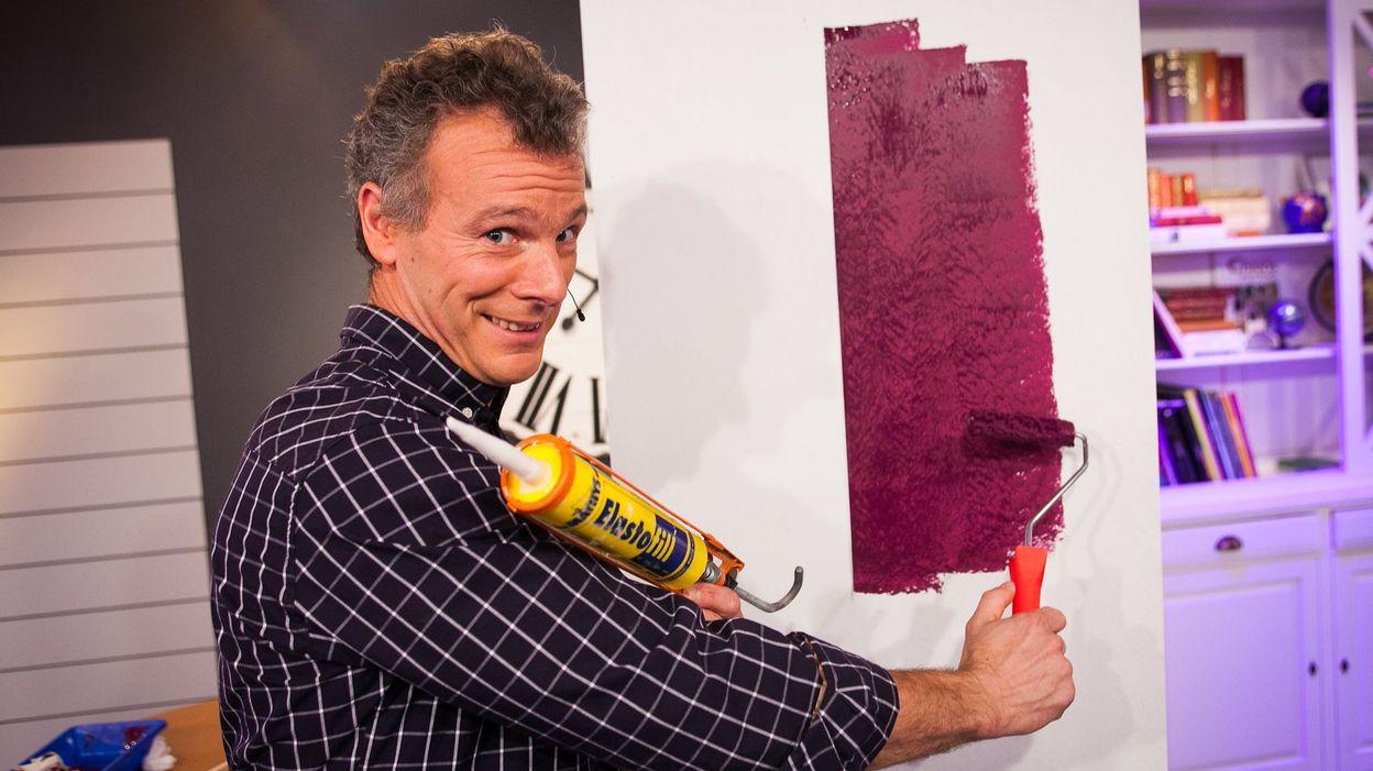 Peinture murale r alisez les raccords comme une pro for Raccord peinture mur plafond