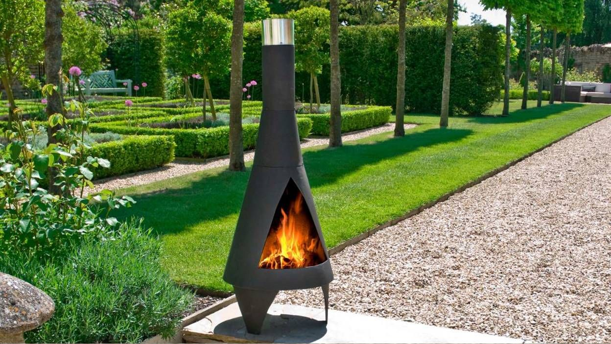 Cocoon : barbecues, brasero, feu d'extérieur, foyer de jardin