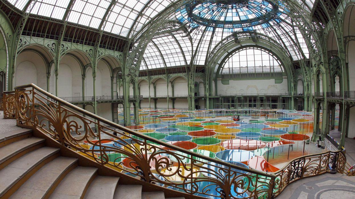 Exposition monumenta retour sur les artistes qui ont investi le grand palais - Expo le grand palais ...