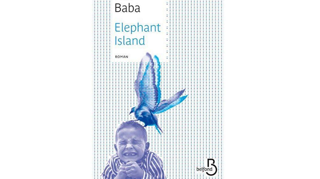 """Elephant Island"": nouveau roman poignant de Luc Baba"