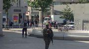 Déploiement policier autour de la Monnaie