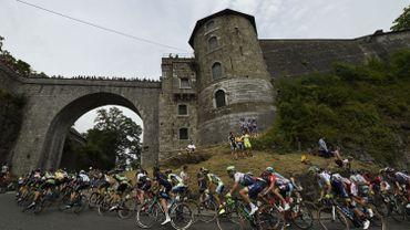 Le Tour de France est en Belgique: voici les photos