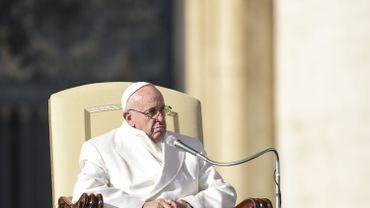 """Bioéthique: les embryons ne sont pas """"un matériau jetable"""", selon le pape"""