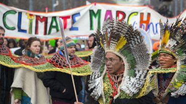 Les manifestations ont lieu dans le monde entier (ici Vienne en Autriche).