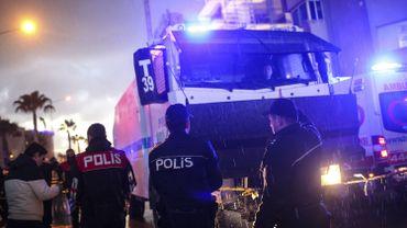 Un commando lourdement armé avait fait exploser le 5 janvier une voiture piégée devant le palais de justice à Izmir.