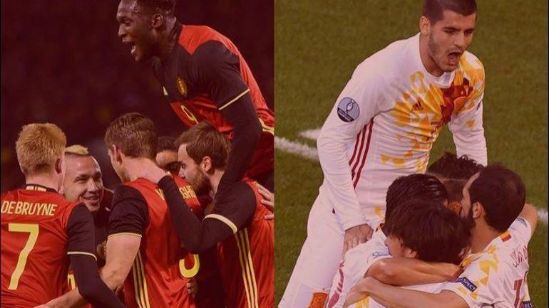 Belgique - Espagne