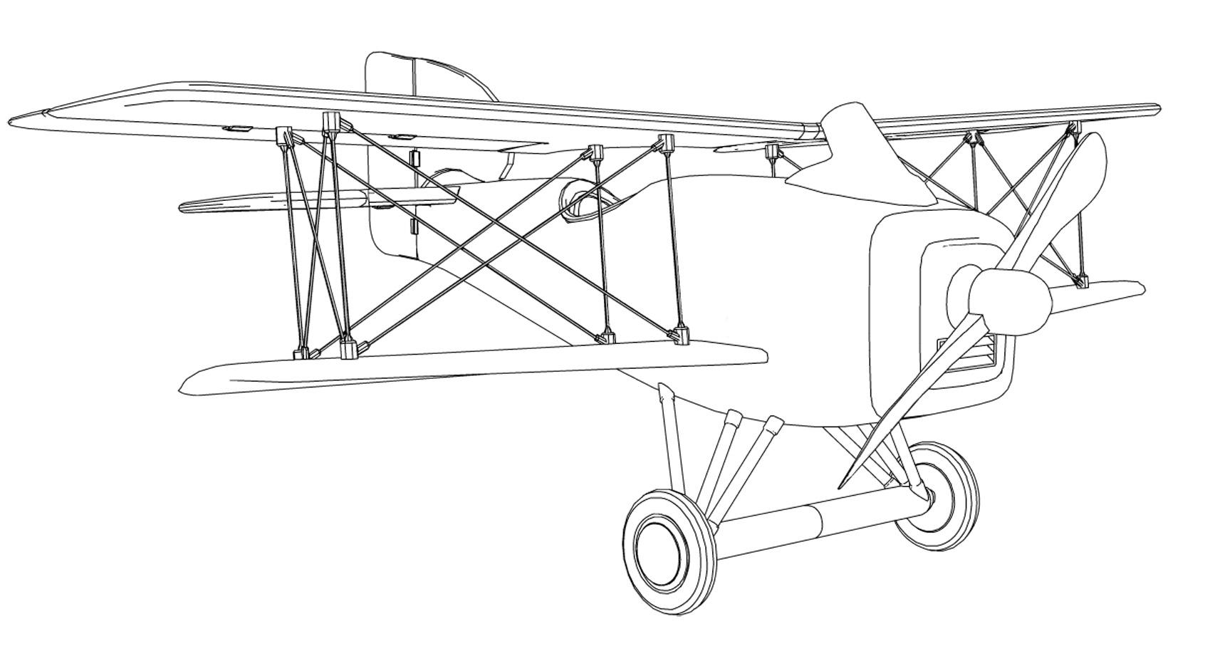 L 39 avion du petit prince ouftivi - Coloriage renard petit prince ...