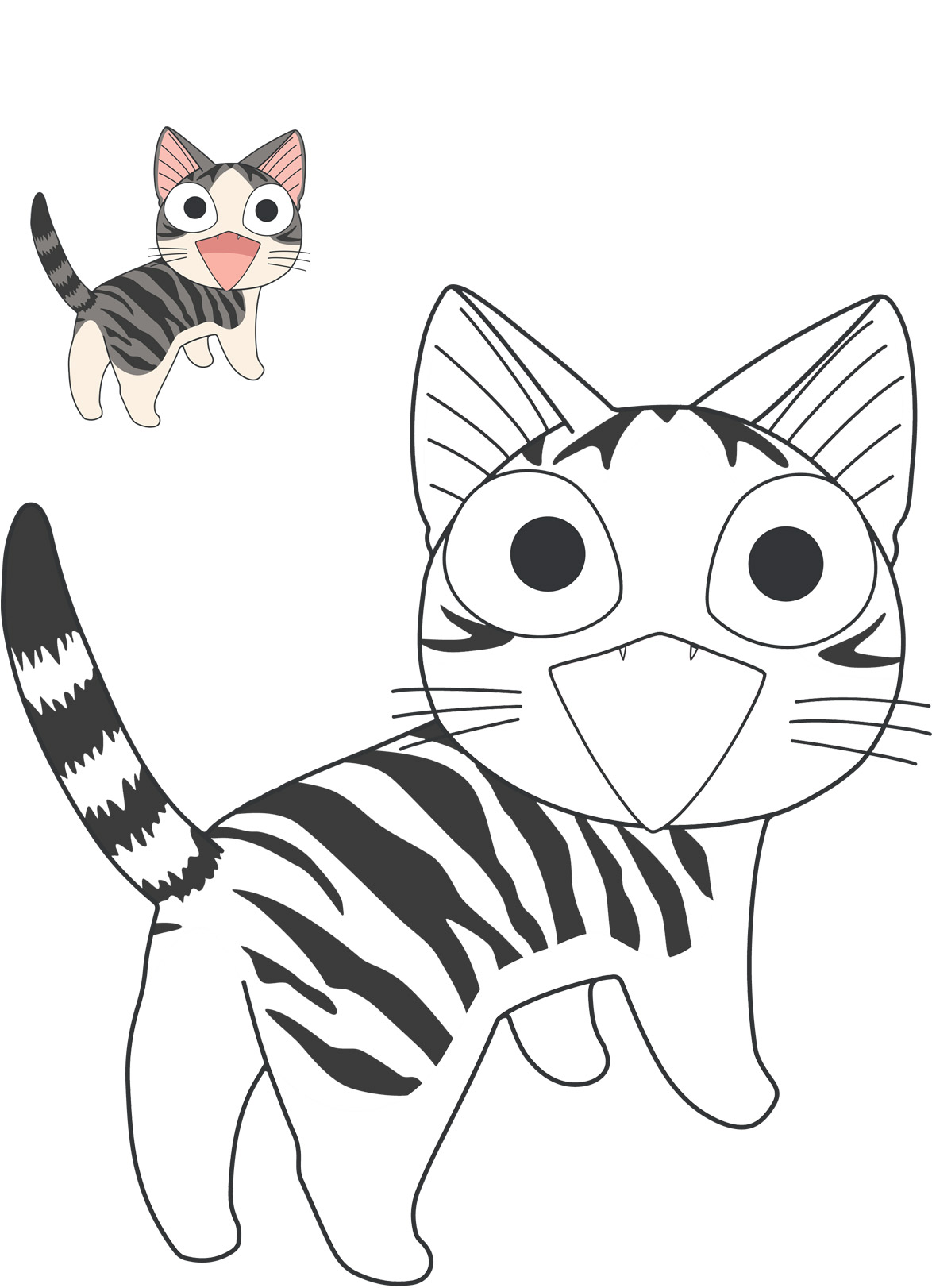Chi, une vie de chat - OUFtivi